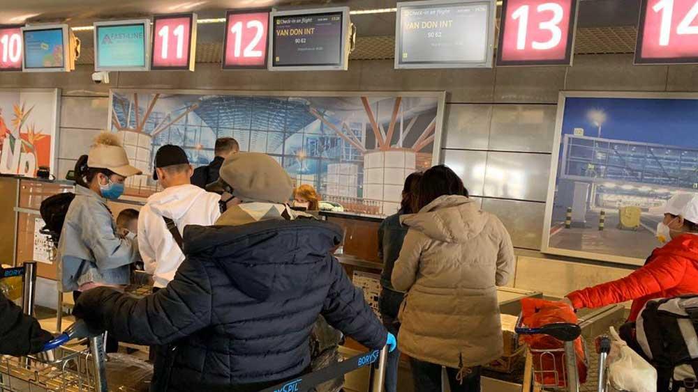 Chuyến bay 'giải cứu' nghĩa tình Việt Nam – Ukraine